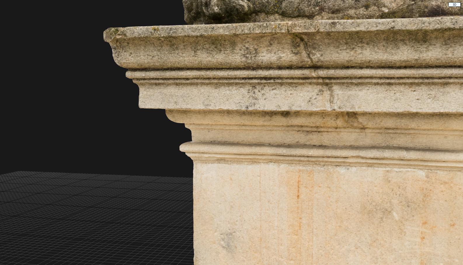 Cultural Heritage - 3D Scan by Paul Safko - Screenshot