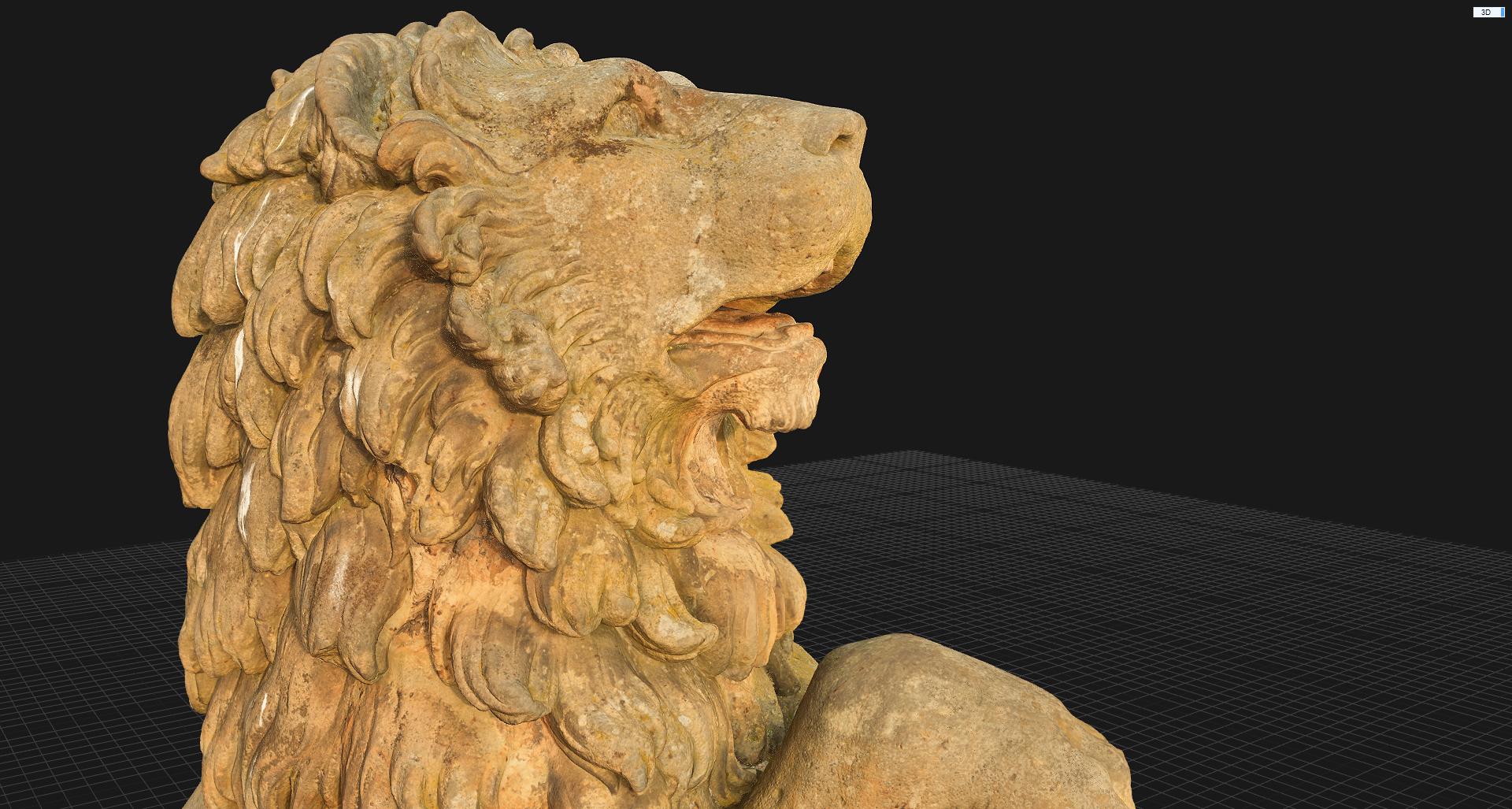 3D Scan - Screenshot
